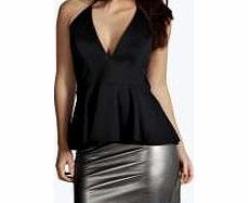 boohoo Low Plunge Peplum - black azz14146 Transparent evening tops are everywhere this season. Shake it up in sheer shell tops, panelled shirts and cutting-edge crops. Add attitude in an A line skirt and slinky strappy heels . Statement separ http://www.comparestoreprices.co.uk/womens-clothes/boohoo-low-plunge-peplum--black-azz14146.asp