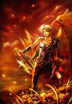 Bartz, Final Fantasy V ... I really miss this game!!!