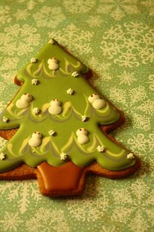 Life F - icing cookies - Farina
