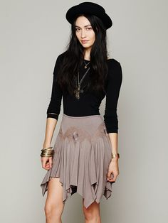 Free People FP X Cathedral Window Mini at Free People Clothing Boutique