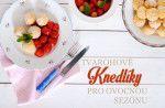 Tvarohové knedlíky s ovocem – nadýchané, snadné a půvabné Plastic Cutting Board, Cooking, Dinners, Daughter, Kitchen, Dinner Parties, Food Dinners, My Daughter, Dinner