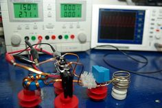 How to make a simple induction heater. This project is really simple, and surprisingly effective at heating metals using high frequency magnetic fields. Induction Forge, Induction Heating, Nimh Battery Charger, Easy Diy, Simple Diy, Electronic Engineering, Science Projects, Circuit, Welding