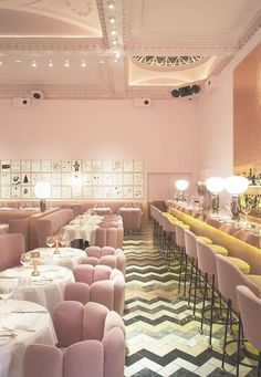 Sketch - London, UK   Quirky, 18th-century townhouse tea room that transforms into a cocktail lounge every evening.