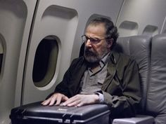 Still of Mandy Patinkin in Homeland. Hunk. Hunk. Hunk. Hunk. From Inigo to Saul and all the songs in between.