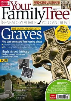 Family Tree Magazine - full version to read online or download.