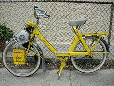 Velosolex 4600 Luxe Custom #velosolex #knallerter #moped