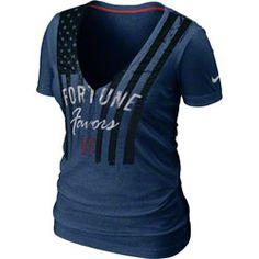 United States Soccer Women's Navy Nike Fortune Favors V-Neck T-shirt $27.99 http://www.fansedge.com/United-States-Soccer-Womens-Navy-Nike-Fortune-Favors-V-Neck-T-shirt-_-1882944946_PD.html?social=pinterest_pfid25-07241
