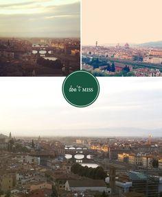 A European Honeymoon: Florence + Tuscany