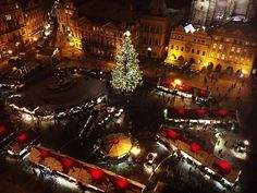 #sightseeing #christmas #merrychristmas #trip #best #travel #travelgram #prague #happy #happiness #place #square #city #town #centrum #iloveit #instagood #instamoment #citylife #night #holiday