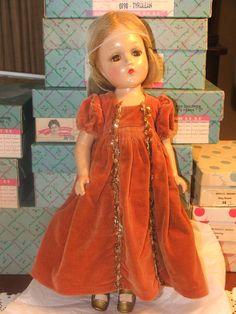 Madame Alexander doll 1939 Sleeping Beauty 13 by sueintheshoe@etsy