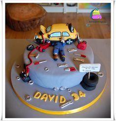 pastel mecanico - Buscar con Google