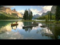 (remember to breathe) - Travel Alberta, Canada--Take a virtual tour in High Def. to visit one of the most beautiful provinces in Canada. Oh The Places You'll Go, Places To Travel, Places To Visit, Breathe, Rocky Mountains, Lago Moraine, Alberta Travel, Le Far West, Canadian Rockies