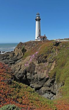Pigeon Point Lighthouse, California | Flickr - Photo Sharing!