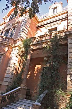 Lugares para visitar. Villa Ocampo en San Isidro. Donde se reunieron lo escritores, artistas e intelectuales más presigiosos del siglo XX. www.daria.com.ar