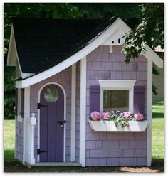 Oh my.....darling little house!