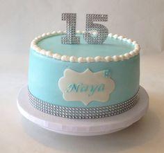 15th Birthday Cake!