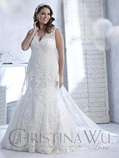 Christina Wu Love 29244 Wedding Dress