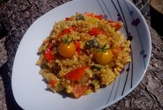 Gnocchi, Grains, Rice, Eggs, Breakfast, Bulgur, Red Peppers, Egg, Jim Rice