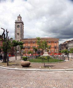 l'aquila piazza
