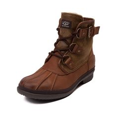 UGG Cecile Short Duck Boot, Chestnut