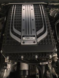 Falcon FG X XR8 Sprint Engine Cover