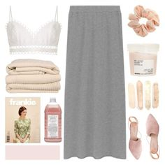 """""""d i a p h a n o u s"""" by lavender-and-mint ❤ liked on Polyvore featuring American Vintage, Zimmermann, Topshop, Brahms Mount, Summit, Williams-Sonoma and Davines"""