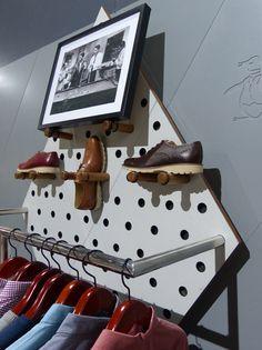 Retail Design | Store Interiors | Shop Design | Visual Merchandising | Retail Store Interior Design | PEG BOARD