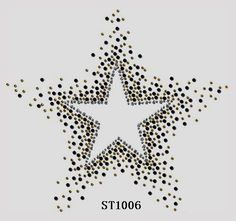 Hot Fix Patterns – My Patterns Rhinestone Crafts, Rhinestone Appliques, Dot Art Painting, Pottery Painting, Mandala Dots, Pottery Designs, Painted Pots, Button Crafts, Applique Designs