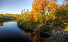 Here's a list of all the fall things you can do in the Adirondacks. Highlight: The Flaming Leaves Festival on Lake Placid in October. And make sure you go at the best time by consulting the state's fall foliage report.