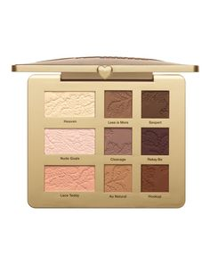 Too Faced | Natural Matte Eye Shadow Collection | Cult Beauty