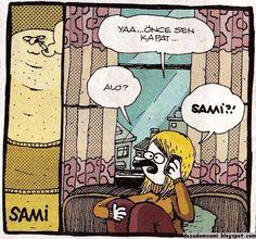 Düz Adam Sami Karikatürleri | Cihan Ceylan | ZuiSudra