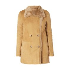 #Closed #Damen #Caban-Jacke aus #Lammshearling mit #Wendefunktion - Damen…