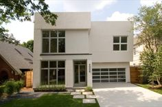 3641 sq ft, 3 bds, plenty of divided spaces with a modern floorplan. Modify the kitchen and it's about perfect.