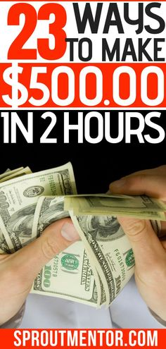 SproutMentor|Work From Home Jobs| Make Money Online| Side Hustles
