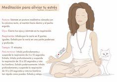Meditación para aliviar el estrés
