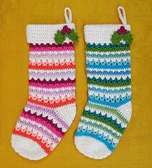 Fabulously Festive Christmas Stockings