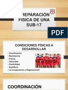 Preparación Física de Una Sub 17 Soccer, Free, Sport, Blog, Soccer Practice, Strength Workout, Training Workouts, Soccer Drills, Chart