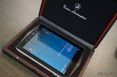 Lamborghini Android Tablet