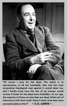 Although he was a layman in the Church of England, C. S. Lewis is read and quoted by a great many Orthodox Christians.