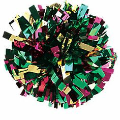 Get the perfect cheerleading pom poms for your squad with custom poms. Choose your cheer pom pom colors and see them in metallic shine. Cheerleading Pom Poms, Cheer Pom Poms, Cheerleading Uniforms, Gold Pom Poms, Cheer Socks, Cheer Hair Bows, Cheerleader Costume, All Star Cheer