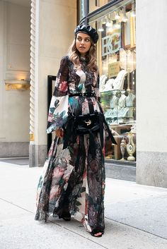 Best Street Style From New York Fashion Week - NYFW SS18 Street Style
