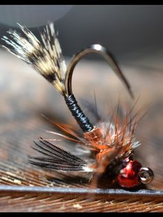 "theanglerfly: "" Jig NYMPH . Photo theanglerfly. """