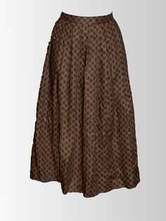 1980's Crown & Anchor Skirt from www.sixesandsevensvintage.com at £10.00