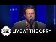 "Blake Shelton and Miranda Lambert - ""Home"" | Live at the Grand Ole Opry ..."