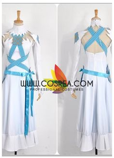 Fire Emblem Awakening Azura Cosplay Costume