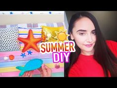 Summer Diy, Make It Yourself, Youtube, Channel, Youtube Movies