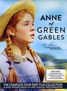 Anne of Green Gables by LM Montgomery (This is an image from the eponymous 1985 film) Books for girls #Lottie dolls #love reading