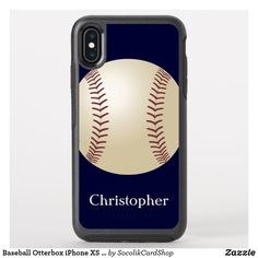 Shop Baseball Otterbox iPhone XS Max Case created by SocolikCardShop. Personalize it with photos & text or purchase as is! Lead Acid Battery, Baseball Players, Phone Covers, Iphone Cases, Iphone Phone, Usb Hub, Typography Art, Fan, Baseball Crafts