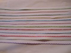 Whipstitch Piping 14 Colors You Choose New Colors Just Added ey