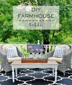 My $10.97 Farmhouse